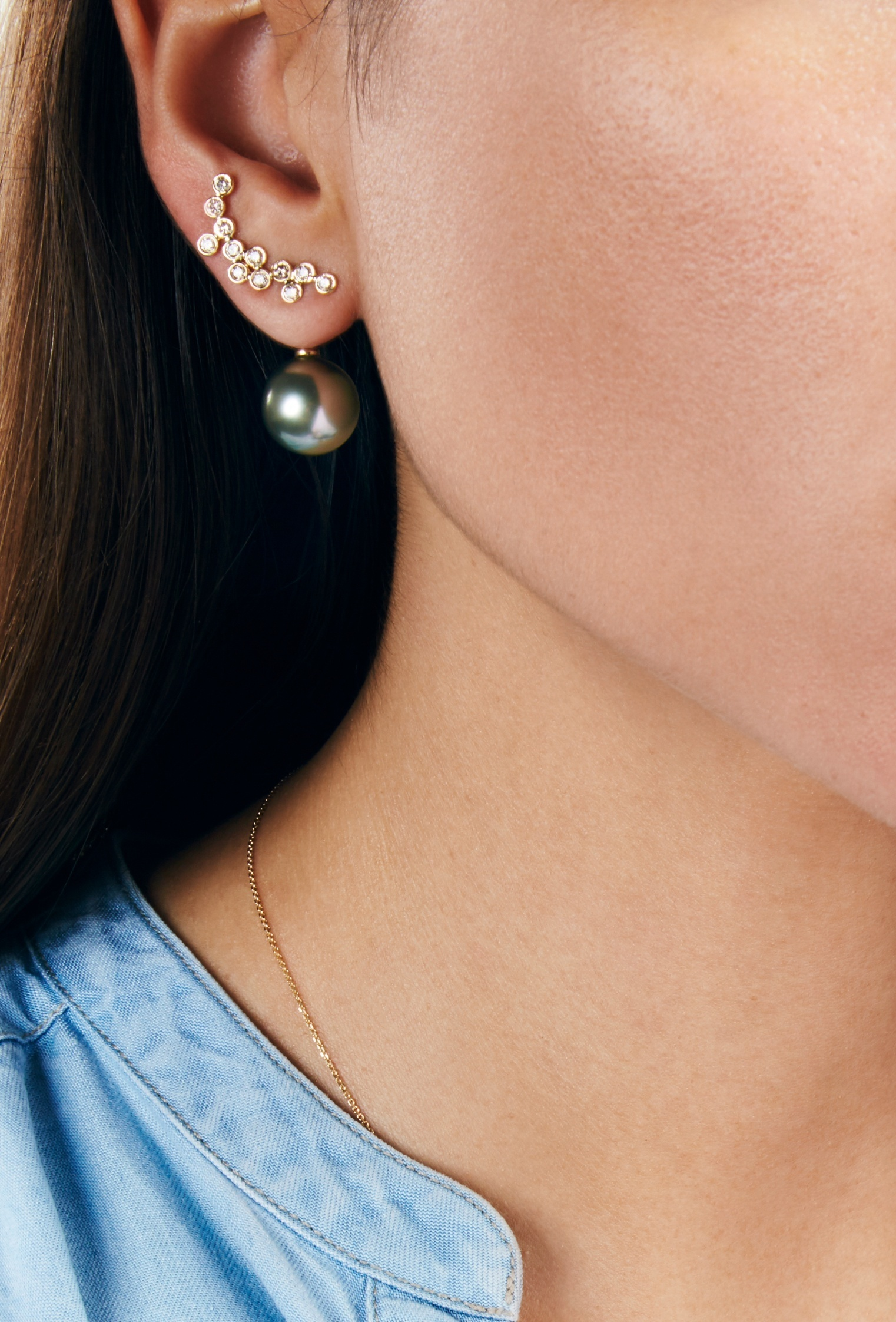 Nuit Etoilee Earrings