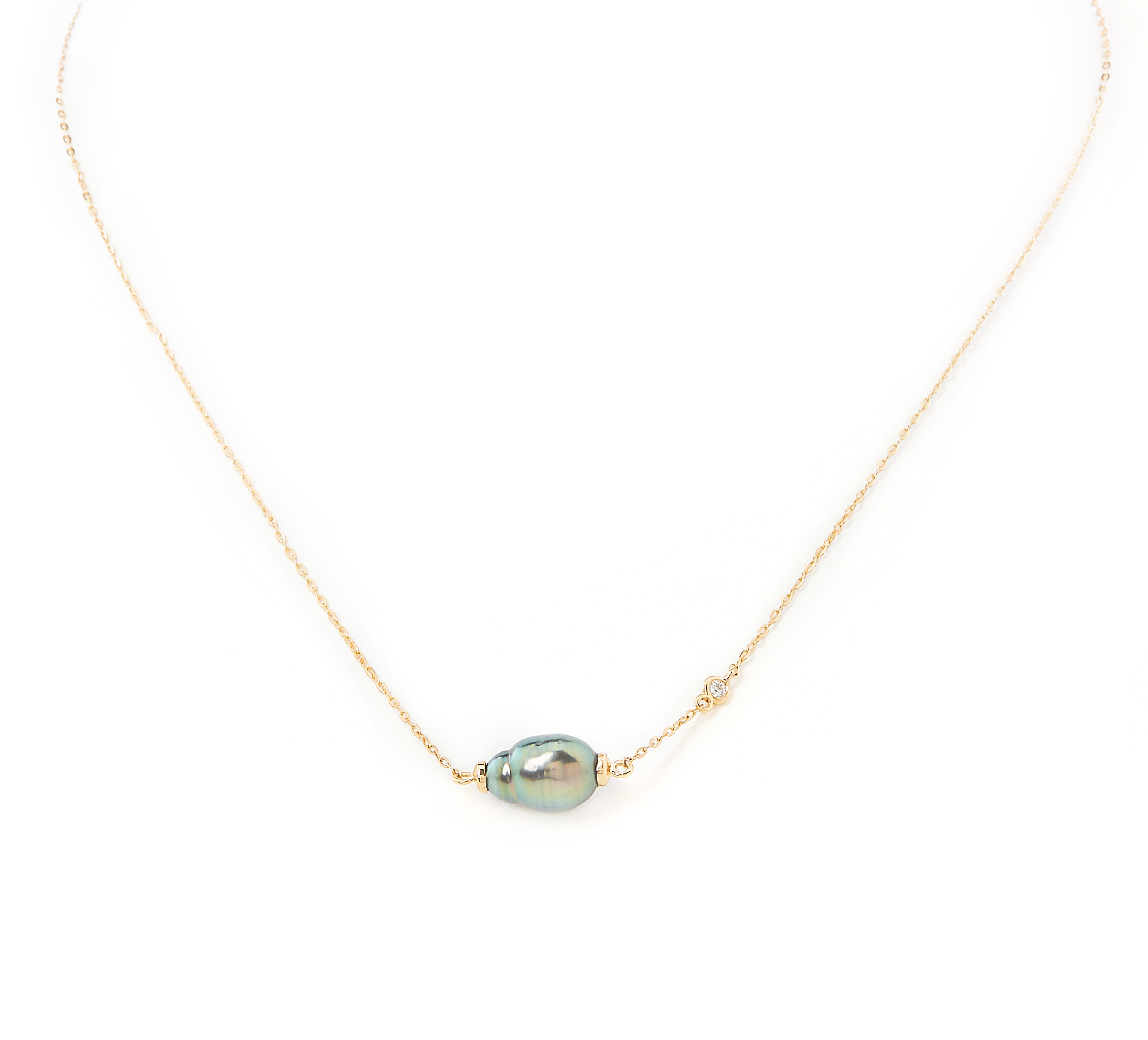 Collier ma première perle